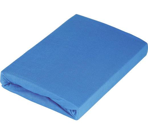 PROSTĚRADLO DĚTSKÉ - modrá, Basics, textilie (70/140cm) - Träumeland