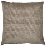 KISSENHÜLLE Taupe 50/50 cm  - Taupe, Design, Textil (50/50cm) - Ambiente