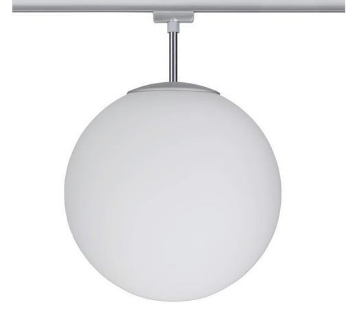 URAIL SCHIENENSYSTEM-STRAHLER   - Chromfarben/Opal, Design, Glas/Metall (42,0cm)