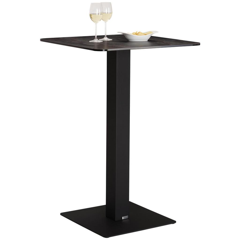 Barový Stůl Černá Novel - černá