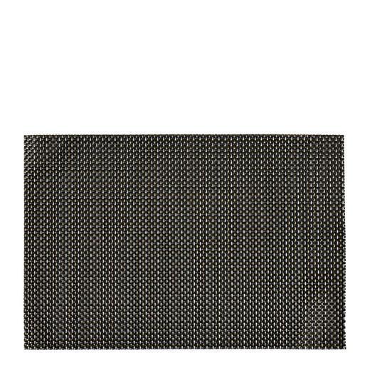 TISCHSET - Anthrazit/Silberfarben, Design, Textil (30/45cm) - Homeware