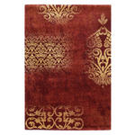 VINTAGE-TEPPICH  80/150 cm  Kupferfarben   - Kupferfarben, Basics, Textil (80/150cm) - Novel