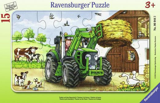 PUZZLE - Multicolor, Basics, Karton (29,7/19,0/0,5cm) - Ravensburger