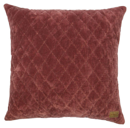 ZIERKISSEN - Rot, Design, Textil (45/45cm) - Carryhome