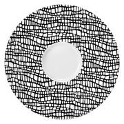 UNTERTASSE - Schwarz, Design, Keramik (16,5cm) - SELTMANN WEIDEN