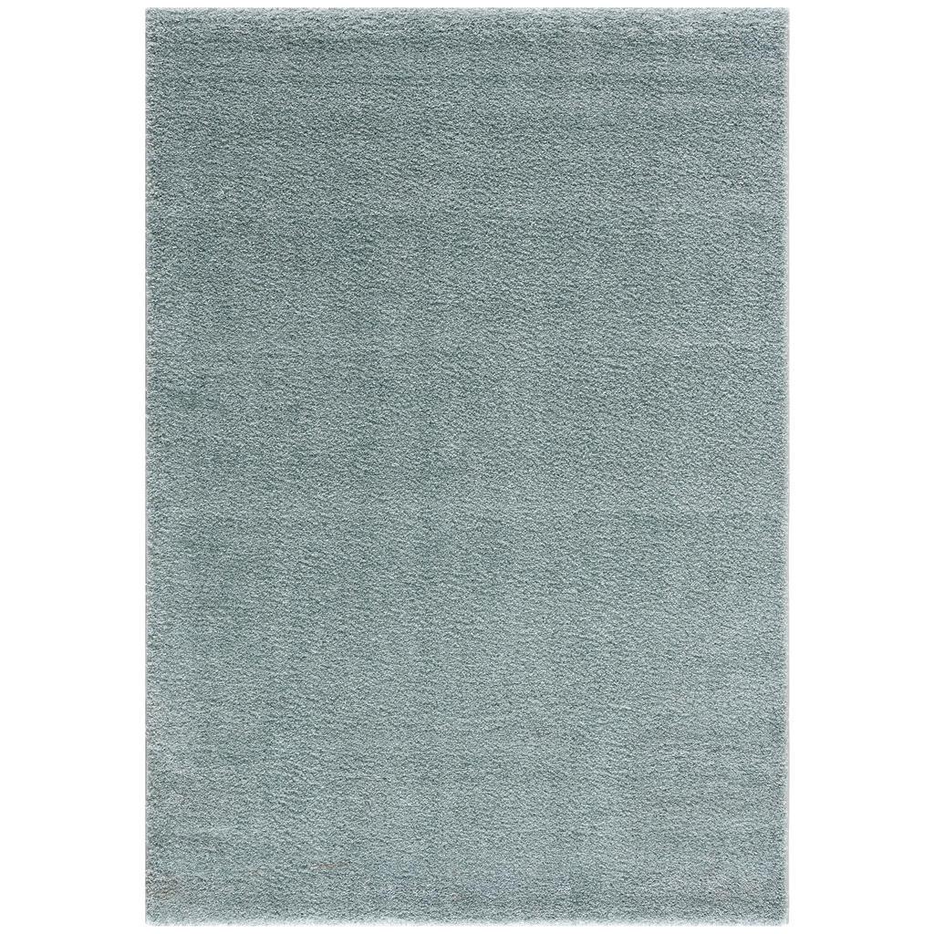 Novel Webteppich 67/140 cm hellblau