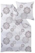 POSTELJINA - siva, Konvencionalno, tekstil (140/200cm) - Curt Bauer