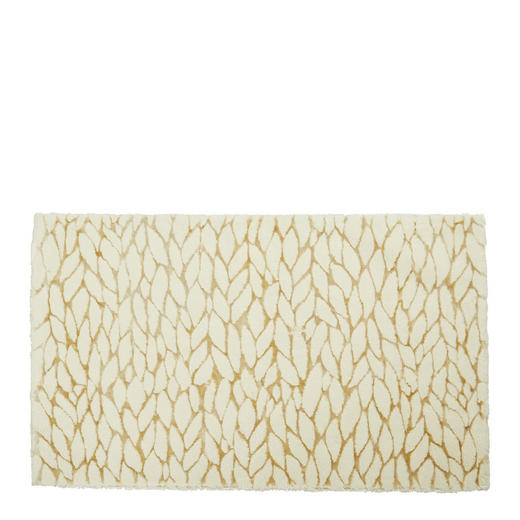 BADTEPPICH  Taupe  60/100 cm - Taupe, Design, Textil (60/100cm) - Ambiente