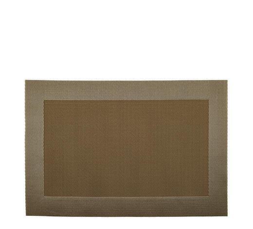 PROSTÍRÁNÍ - béžová, Basics, textil (30/45cm) - Homeware