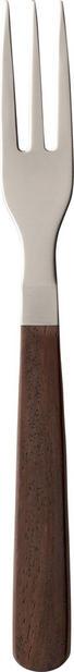 STEAKGABEL - Walnussfarben, Basics, Holz/Metall (20cm) - Villeroy & Boch