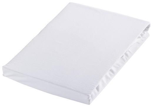 PLAHTA - bijela, Konvencionalno, tekstil (220/240cm)