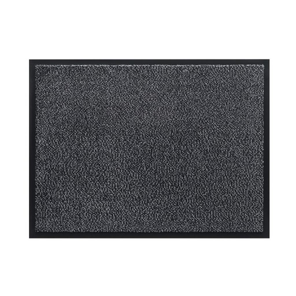 Boxxx Fußmatte 60/80 cm uni anthrazit