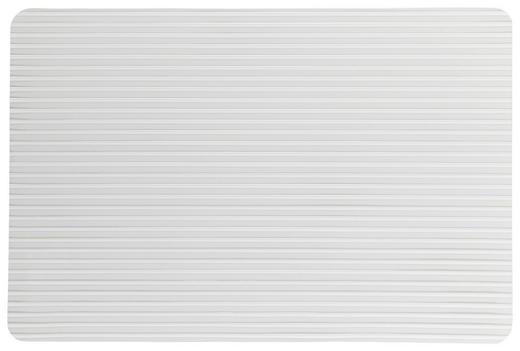 TISCHSET - Weiß, Basics, Kunststoff (30/45cm)