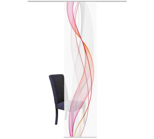 FLÄCHENVORHANG in Beere - Beere, Design, Textil (60/260cm)
