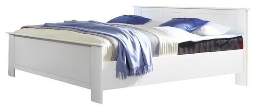 BETT 180/200 cm - Weiß, LIFESTYLE (180/200cm) - Carryhome