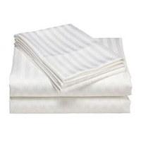 PREVLEKA ZA PREŠITO ODEJO saten bela 200/200 cm  - bela, Konvencionalno, tekstil (200/200cm) - Novel