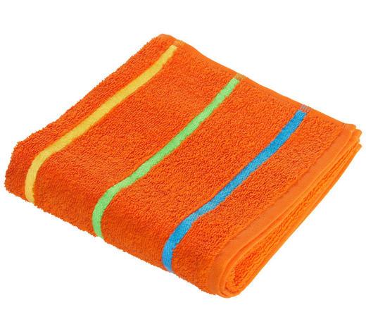 HANDTUCH 50/90 cm  - Orange, Trend, Textil (50/90cm) - Ben'n'jen
