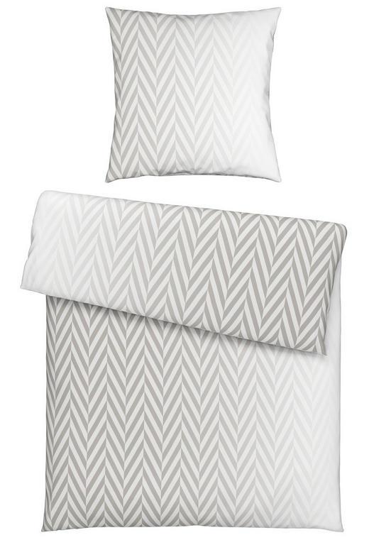 BETTWÄSCHE Mikrofaser Taupe 135/200 cm - Taupe, KONVENTIONELL, Textil (135/200cm) - Boxxx