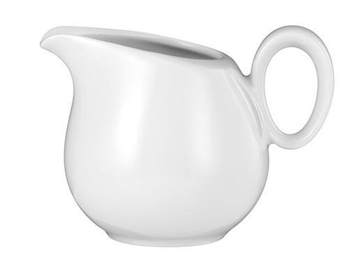 MILCHKÄNNCHEN - Weiß, Basics, Keramik (0,25l) - Seltmann Weiden