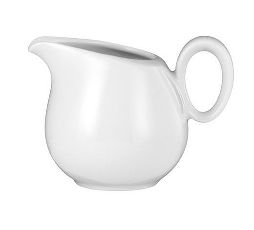 MILCHKÄNNCHEN 250 ml  - Weiß, KONVENTIONELL, Keramik (0,25l) - Seltmann Weiden