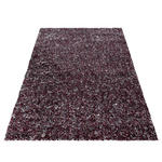 HOCHFLORTEPPICH  Enjoy  - Rot, KONVENTIONELL, Textil (60/110cm) - Novel