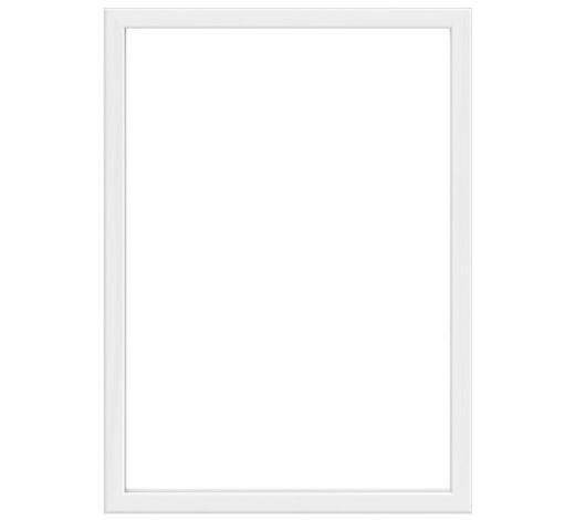 BILDERRAHMEN in Weiß  - Weiß, Basics, Holz (32/42cm) - Nielsen