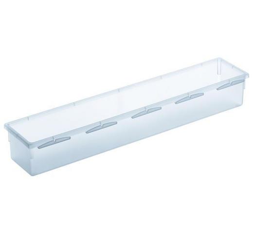 AUFBEWAHRUNGSBOX - Klar, KONVENTIONELL, Kunststoff (38/8/5cm) - Rotho