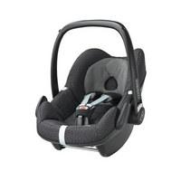 Babyschale Pebble - Schwarz, Basics, Kunststoff/Textil (44/56/67cm) - Maxi-Cosi