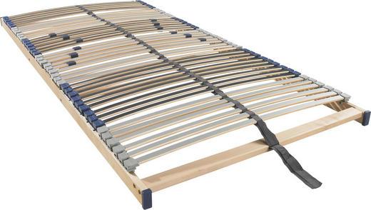 LATTENROST  90/200 cm  Birke Echtholz - Birkefarben/Ahornfarben, Basics, Holz (90/200cm)