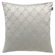 KISSENHÜLLE Silberfarben 40/40 cm - Silberfarben, Basics, Textil (40/40cm) - Joop!