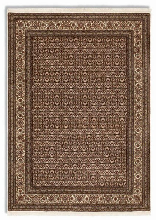 ORIENTTEPPICH  90/160 cm  Creme, Rot - Rot/Creme, Basics, Textil (90/160cm) - Esposa