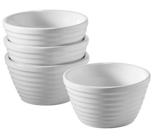 SADA MÍS, porcelán - bílá, Basics, keramika (9,5cm) - Homeware Profession.