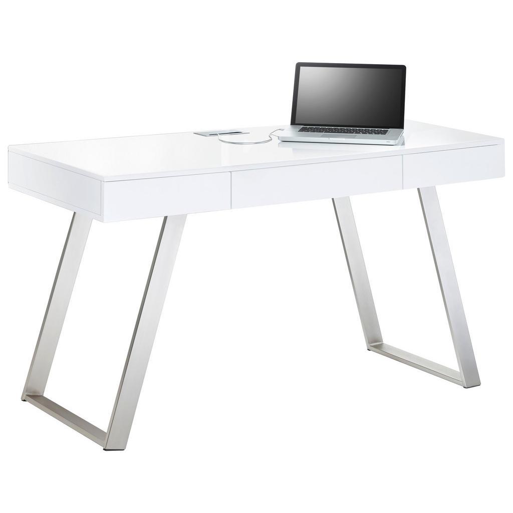 Voleo Schreibtisch weiß