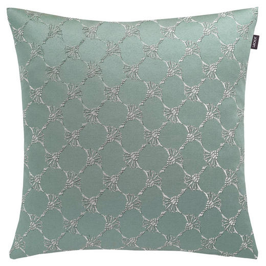 ZIERKISSEN 40/40 cm - Beige/Mintgrün, Design, Textil (40/40cm) - Joop!