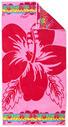 STRANDTUCH 90/180 cm - Pink, KONVENTIONELL, Textil (90/180cm) - Esposa