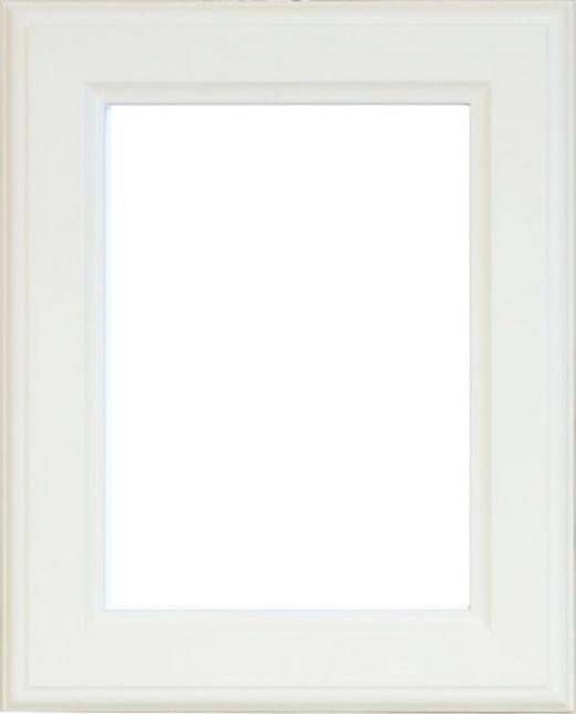 BILDERRAHMEN in Weiß - Weiß, Basics, Holz (30/36/2cm)