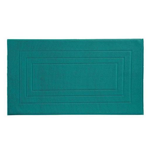 BADEMATTE  Grün  60/100 cm - Grün, Basics, Textil (60/100cm) - VOSSEN