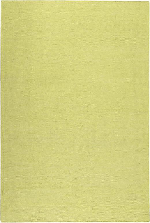 HANDWEBTEPPICH  130/190 cm  Gelb - Gelb, Basics, Textil (130/190cm) - Esprit