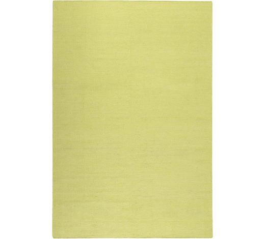 HANDWEBTEPPICH - Gelb, KONVENTIONELL, Textil (130/190cm) - Esprit