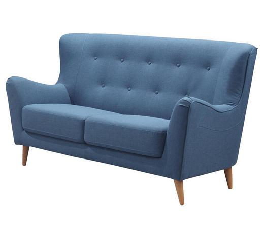 DVOSJED SOFA tekstil  svijetlo plava    - svijetlo plava, Design, tekstil/drvo (158/93/89cm) - Ti`me