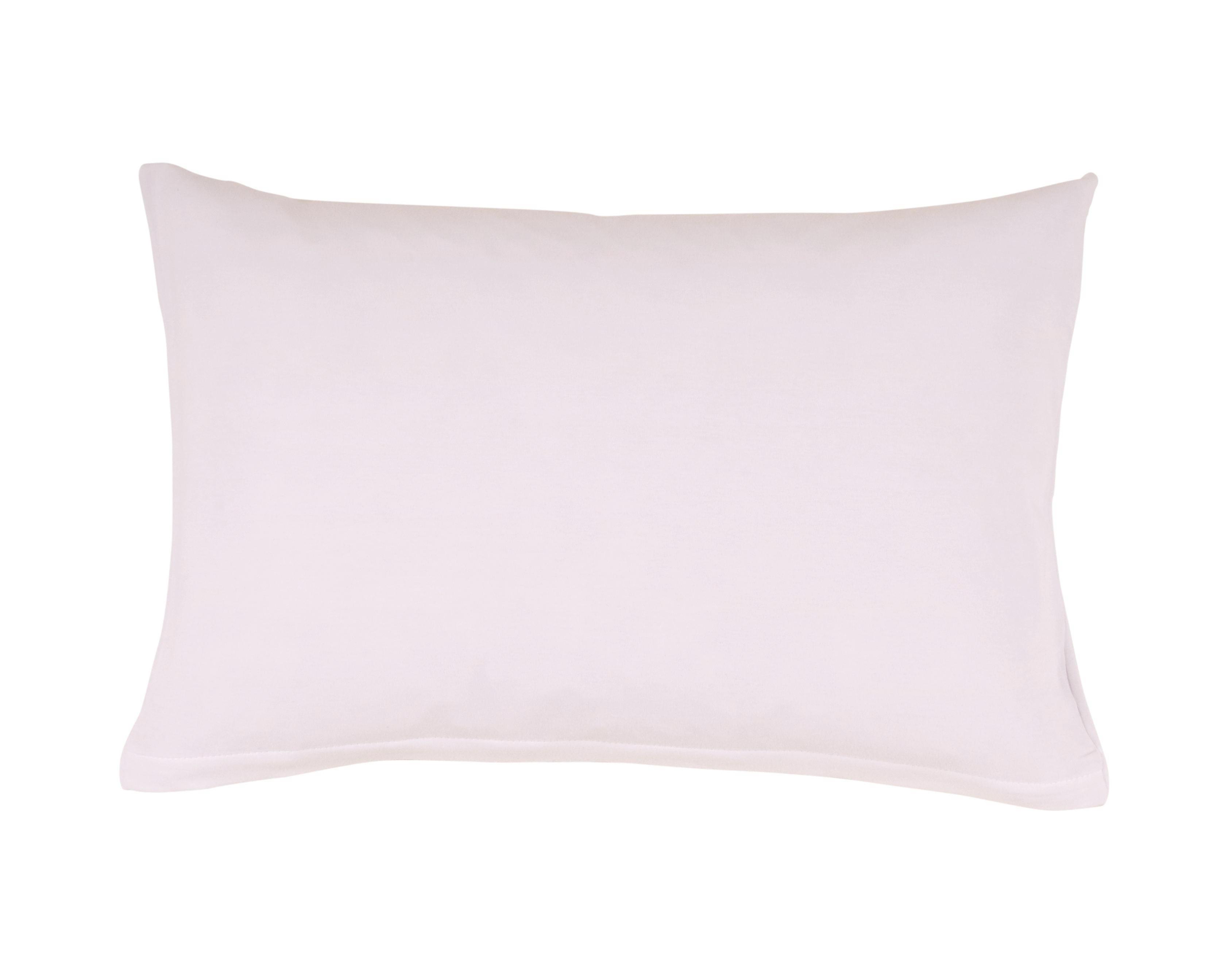 KISSENHÜLLE 40/80 cm - Weiß, Basics, Textil (40/80cm) - SCHLAFGUT