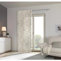 FERTIGVORHANG halbtransparent - Beige, KONVENTIONELL, Textil (140/245cm) - Esposa