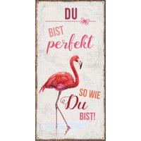 DEKOSCHILD - Pink/Weiß, LIFESTYLE (20/40/0,30cm) - EUROGRAPHICS