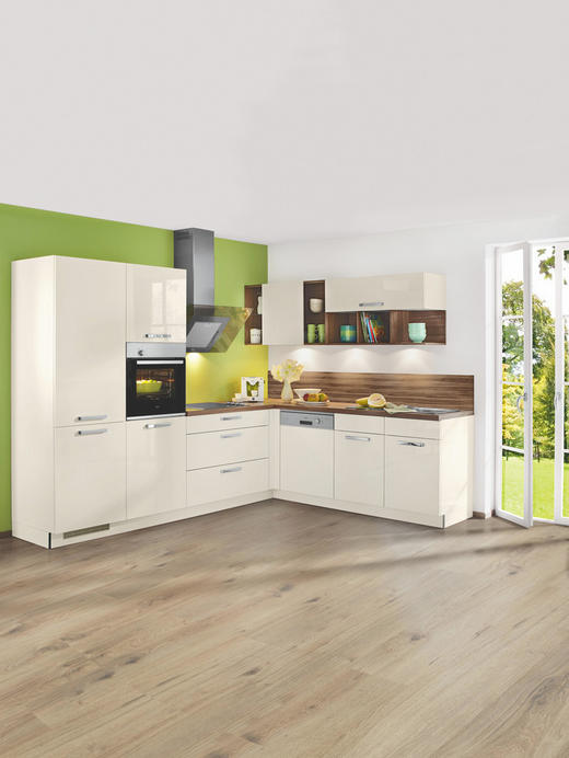 EINBAUKÜCHE - Magnolie, Design - Nolte Küchen
