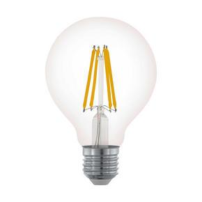 LED - klar, Basics, glas (12  cm) - Homeware