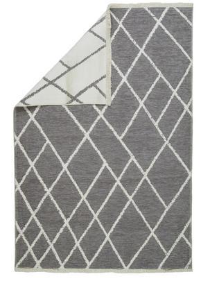 FLATVÄVD MATTA - beige/brun, Design, textil (160/230cm) - Novel