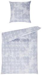 BETTWÄSCHE Satin Silberfarben 155/220 cm - Silberfarben, MODERN, Textil (155/220cm) - NOVEL