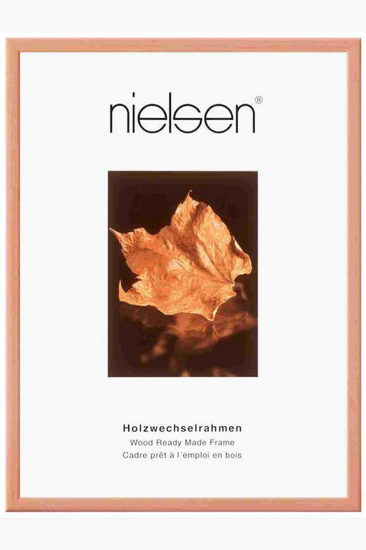 BILDERRAHMEN in Naturfarben - Naturfarben, Basics, Holz (23/31.7cm)