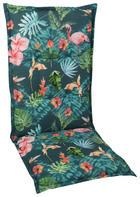 SESSELAUFLAGE in Multicolor - Multicolor, Basics, Textil (110/50/8cm)
