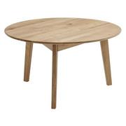 COUCHTISCH in Holz  90/50 cm - Eichefarben, KONVENTIONELL, Holz (90/50cm) - Escando Natürlich Wo